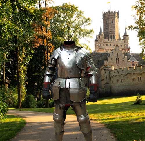Рыцарь для фотошопа
